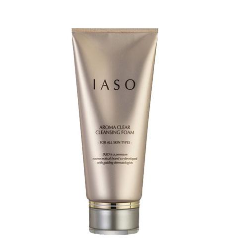 Sua rua mat tao bot IASO Aroma Clear Cleansing Foam