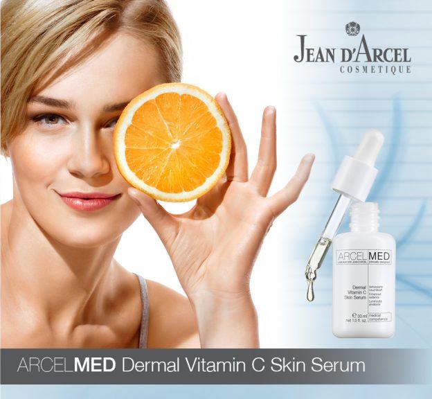 Tinh chất vitamin C giúp làm mờ nám và trắng sáng da