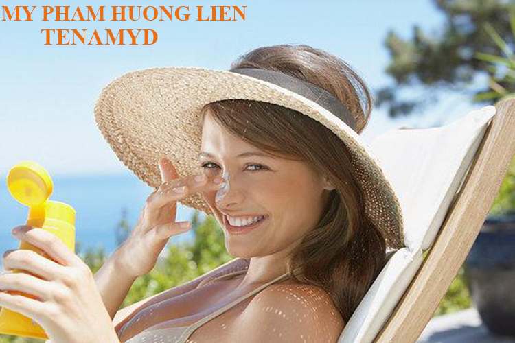 Kem siêu chống nắng Tenamyd Ultra Protective Sunscreen SPF 36 Fresh White Sand