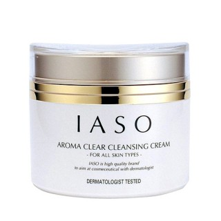 Kem tẩy trang IASO Aroma Clear Cleansing Cream 250g