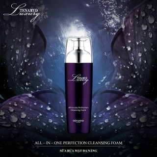 Luxury Sữa rửa mặt đa năng All in one Perfection Cleansing Foam